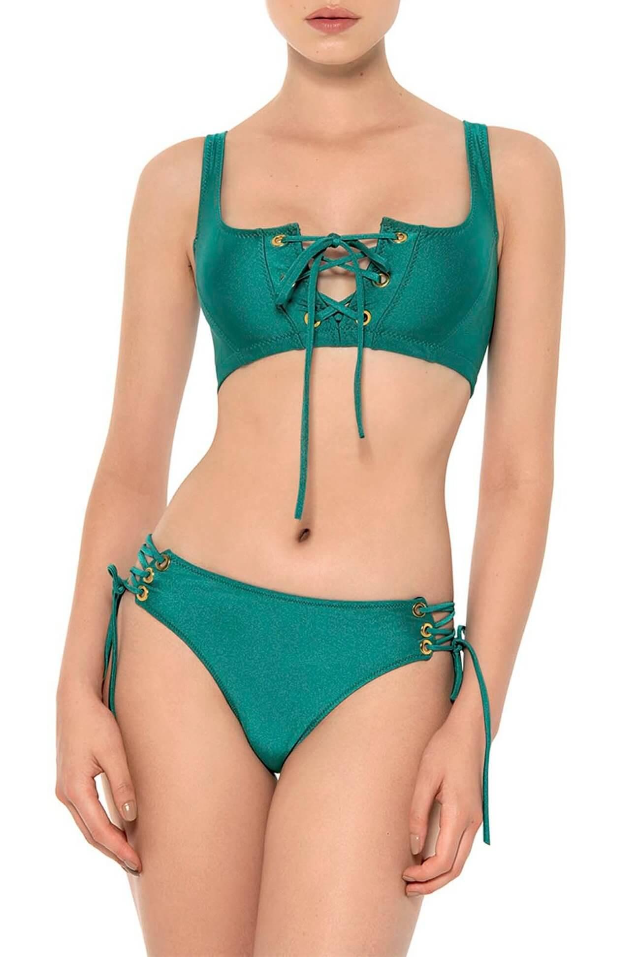 Smarald Low Rise Bikini
