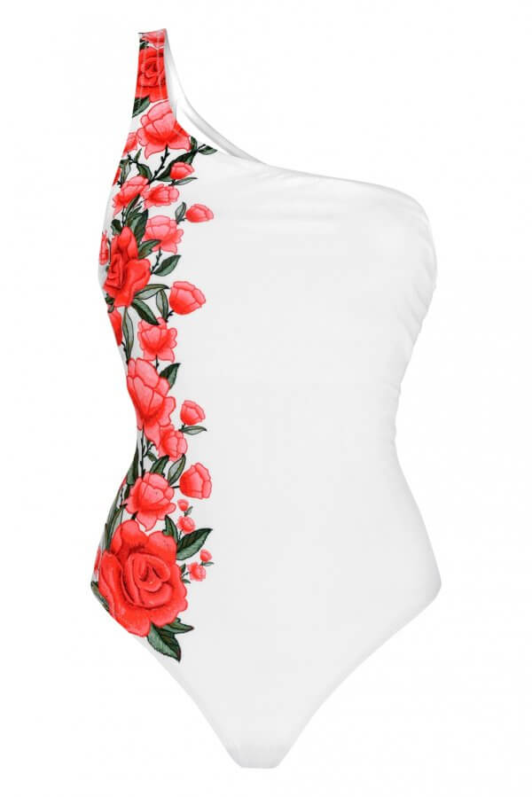 Roses One Shoulder