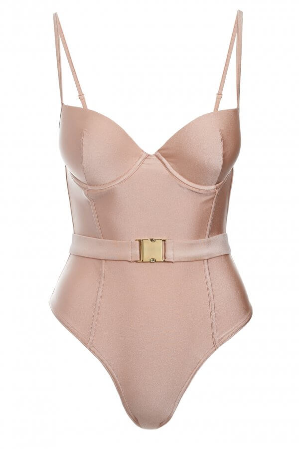 Iconic Nude One-Piece