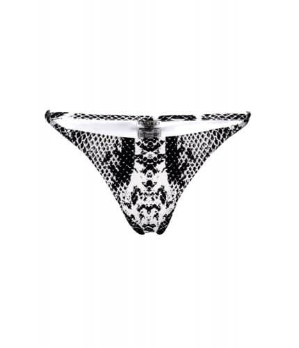 Black Snake Tanning Bikini