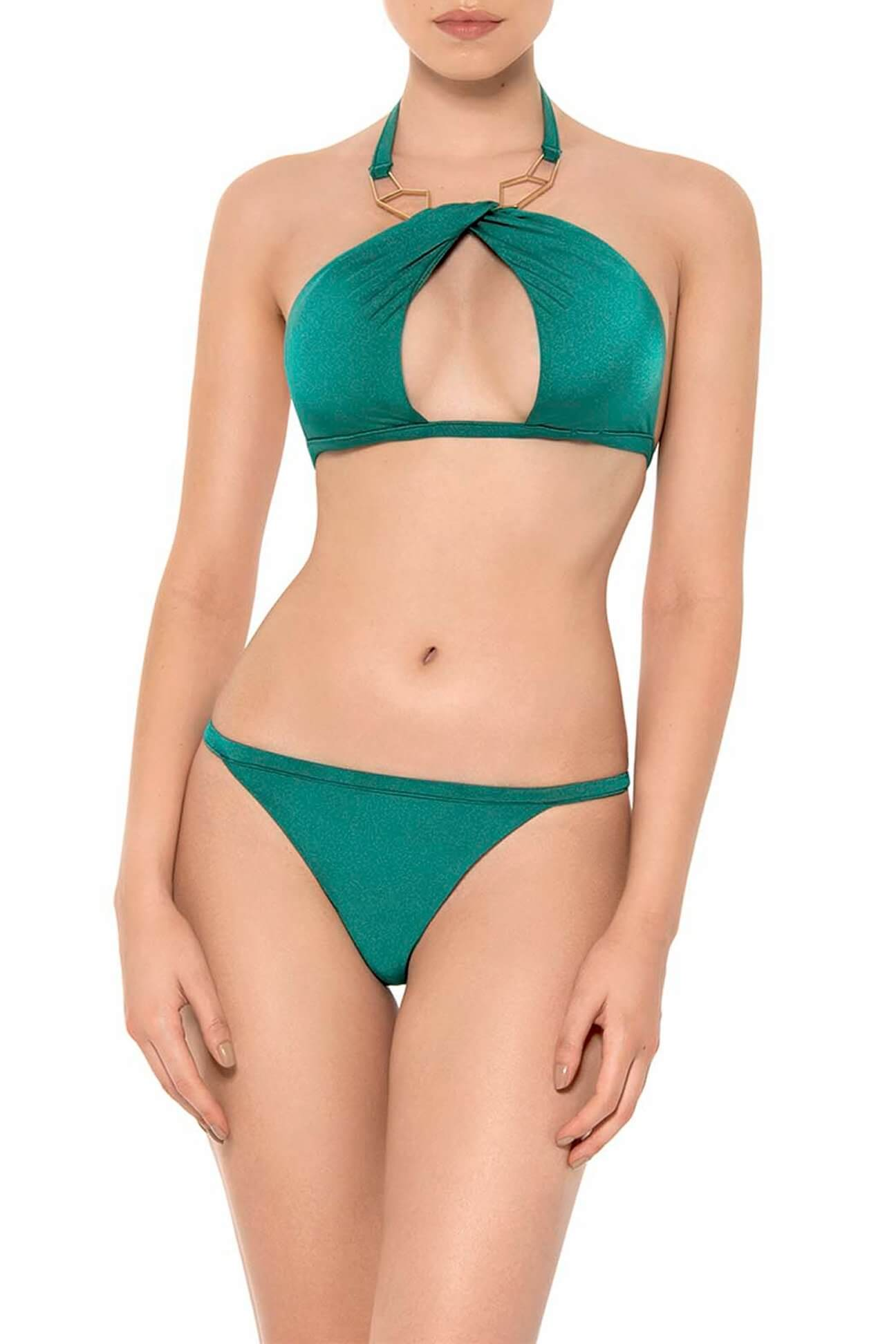 Smarald Cheeky Bikini Bottom