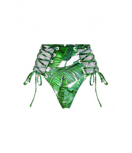Jungle High Waist Bikini