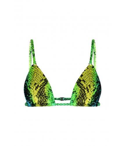 Green Snake Tanning Bra