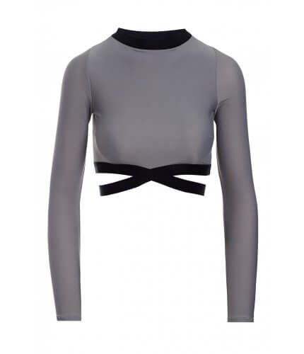 Smokey Cross Strap Top
