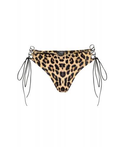 Leopard Low Rise Bikini