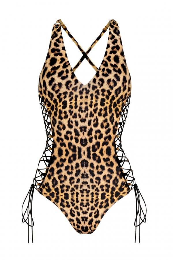 Leopard Obsession One Piece